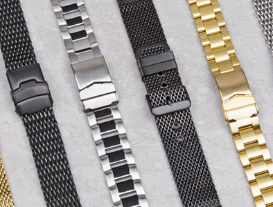 Metal Watch Bands