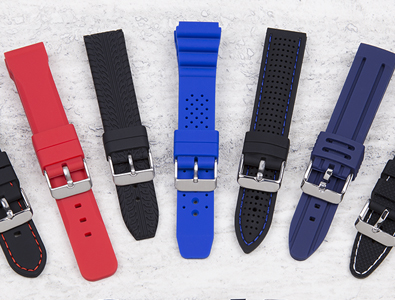 Silicone Rubber Watch Bands